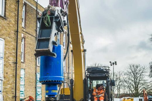 Auger Torque bringt den 100.000 Max Earth Drill auf den Markt